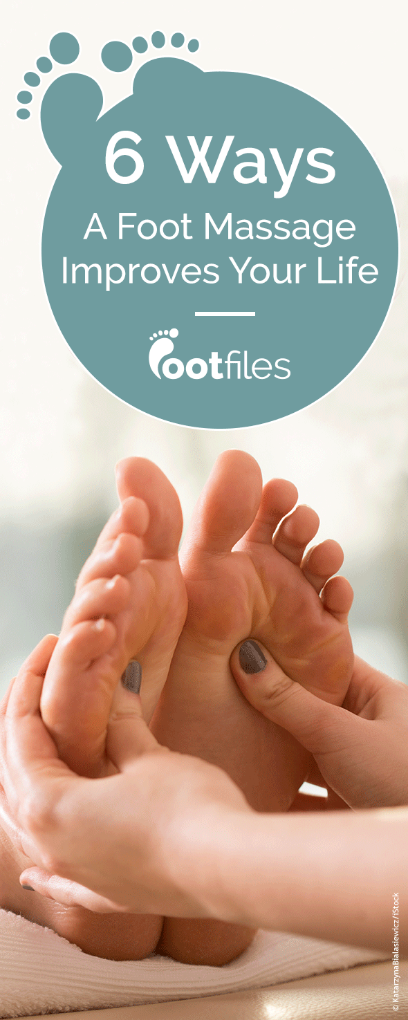 The benefits of foot massages include better sleep, a better sex life and more. So find a masseuse or foot reflexologist and get to that massage already!