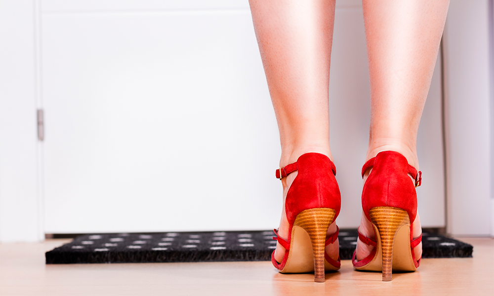 6 Reasons To Remove Your Shoes In The House
