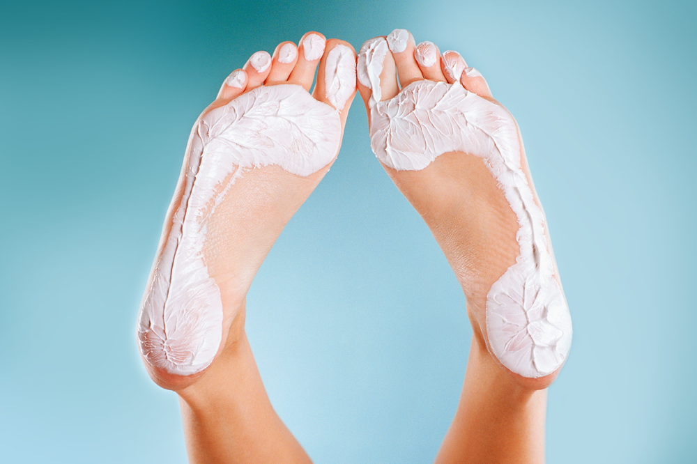 best dry cracked feet cream