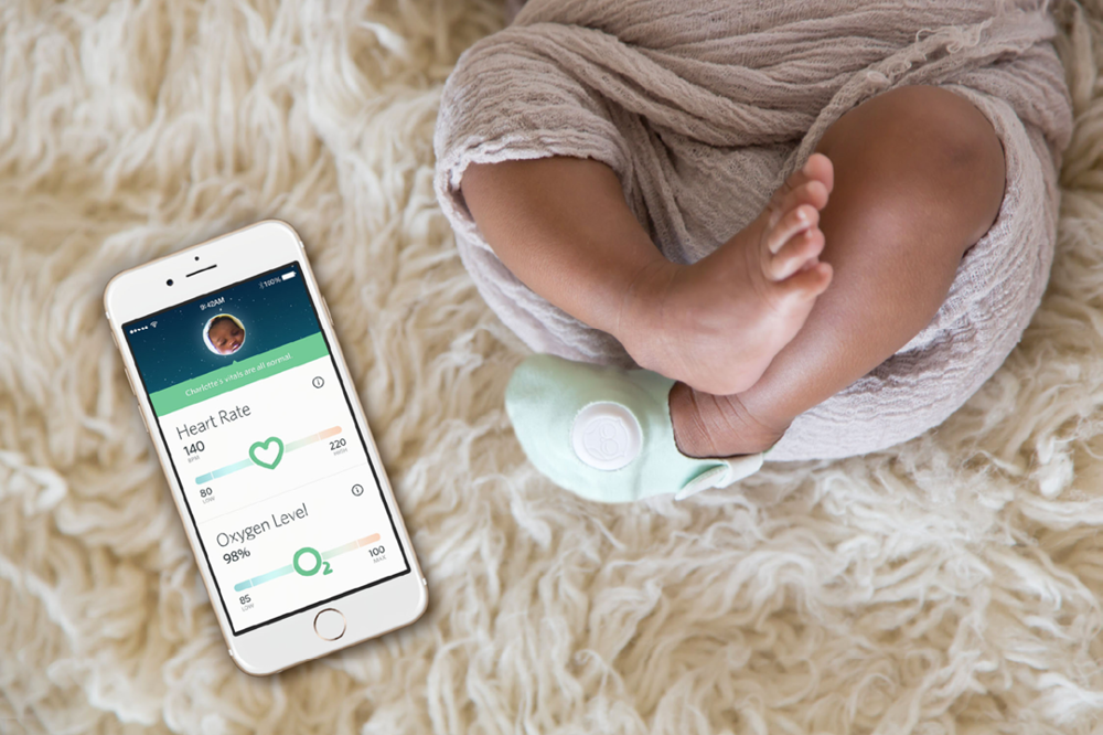 Baby Monitor Reviews Owlet And Sproutling Baby Monitor