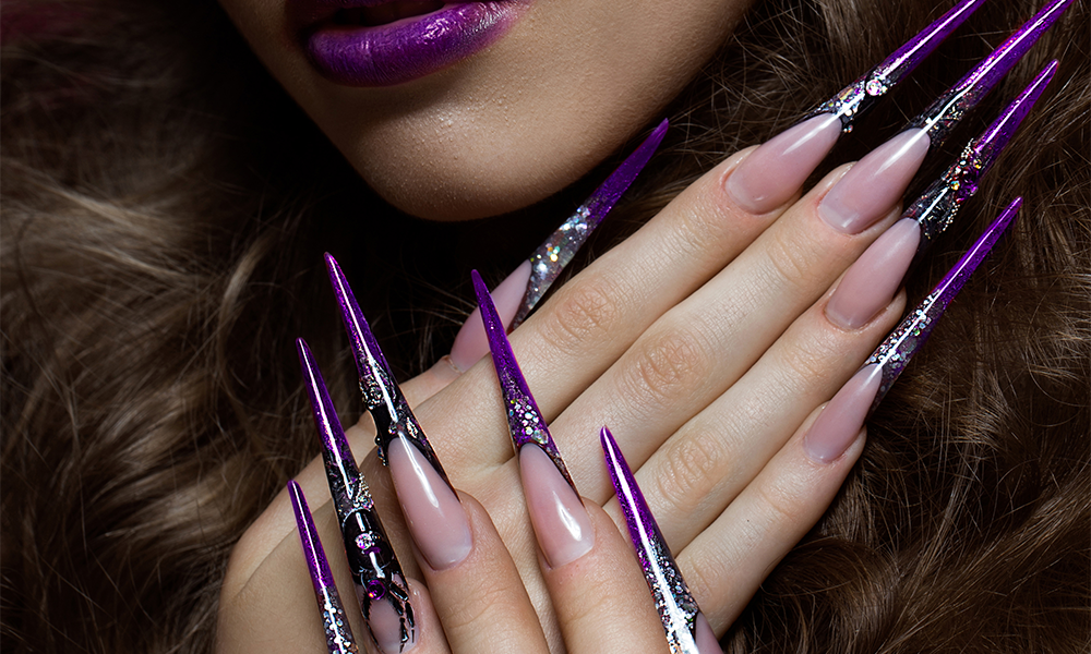 Crazy Nails That Will Blow Your Mind Footfiles