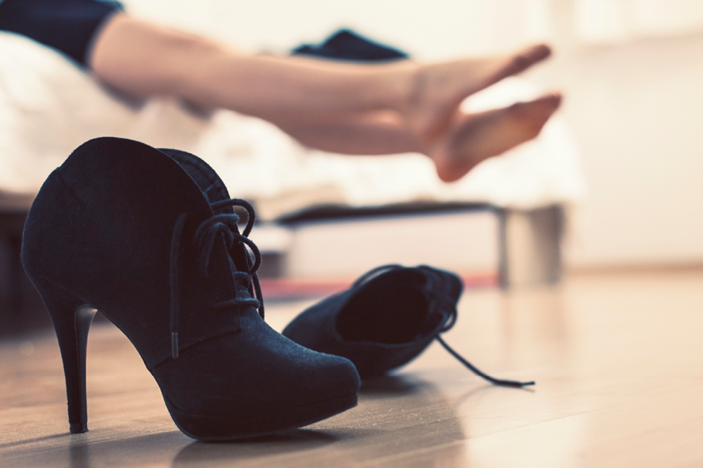 6 Reasons To Remove Your Shoes In The House Footfiles