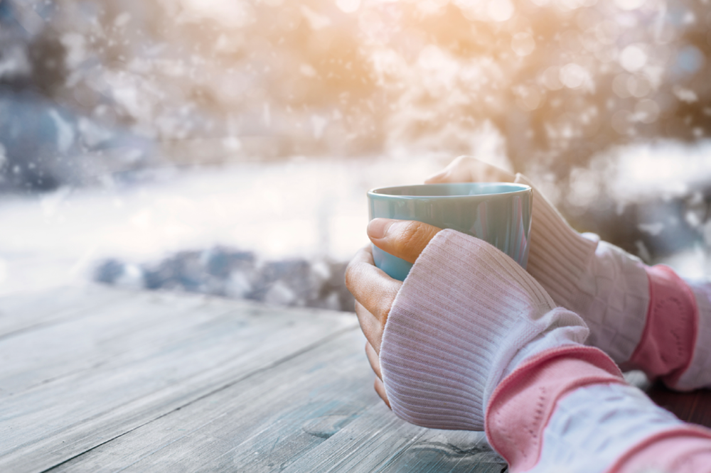 Cold Feet? Here's How To Keep 'Em Warm In Cold Weather ...