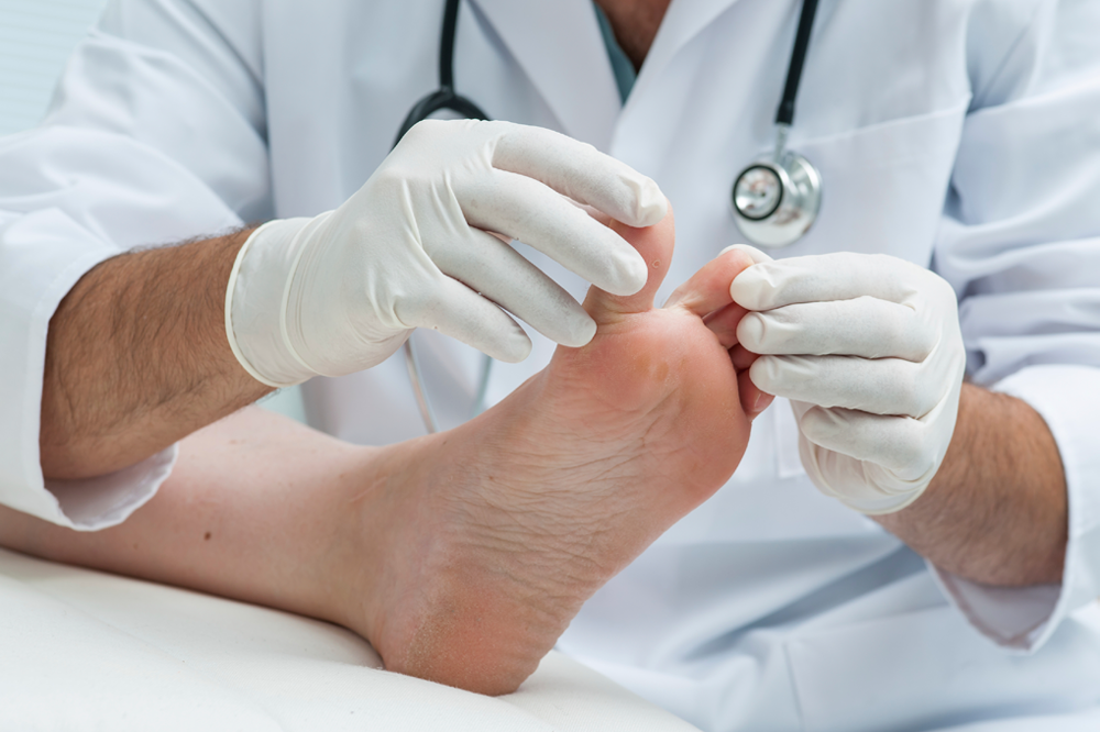 Elderly Falls: How A Podiatrist Can Help Reduce The Risk Of