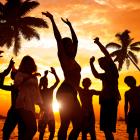Spring Break Beach Party