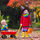 Halloween Foot Care For Kids Safety First