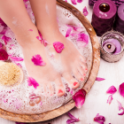 Homemade Foot Soaks