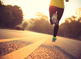 Cushioned Running Shoes May Increase Injuries