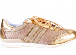 The Copper And Rose Gold Sneakers That Broke The Internet