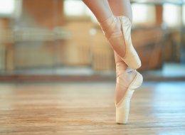 Ballerina Feet Footcare Routine