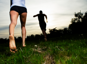 Barefoot Runners