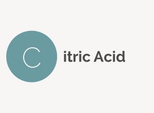 Citric Acid Definition
