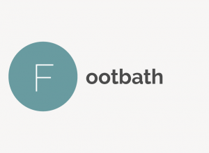 Foot Bath Definition