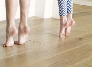 Foot Gymnastics