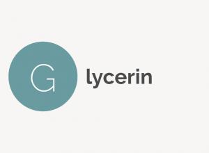 Glycerin Definition