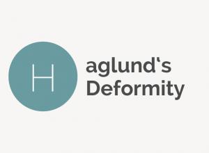 Haglund's Deformity Definition