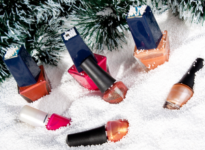 30 Christmas Pedicure Ideas