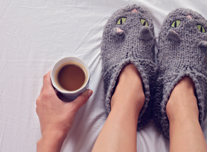 6 Convincing Reasons To Wear Slippers