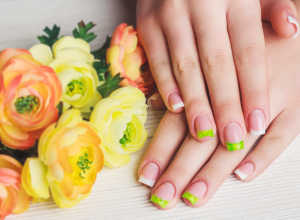 American Manicure: A Stylish Update On The Classic French