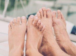 Sweaty Feet Cures