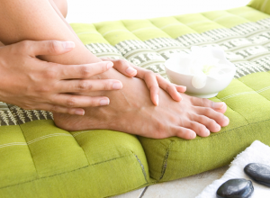 How Foot Acupressure Can Heal Your Body and Relieve Pain