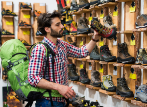 Hiking Boot Shopping 101: What To Look For In Hiking Shoes