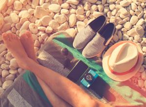 Hipster Vacation Essentials