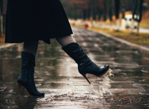 How To Waterproof Boots And Protect Shoes From The Rain