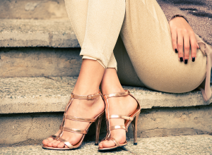 Marion Park Luxury Comfortable High Heels