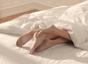 The Benefits of Foot Cuddling