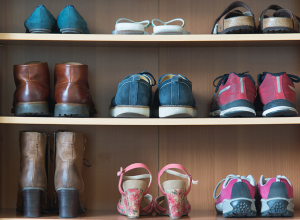 Shoe Cabinet Care How To Keep Shoe Storage Fresh
