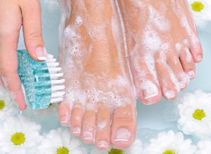 Wash Feet Foot Bath