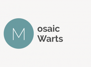 Mosaic Warts Definition