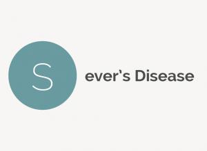 Sever's Disease Definition