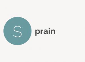 Sprain (Torn Ligament) Definition
