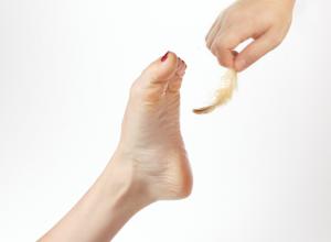 Knismesis Foot Tickling