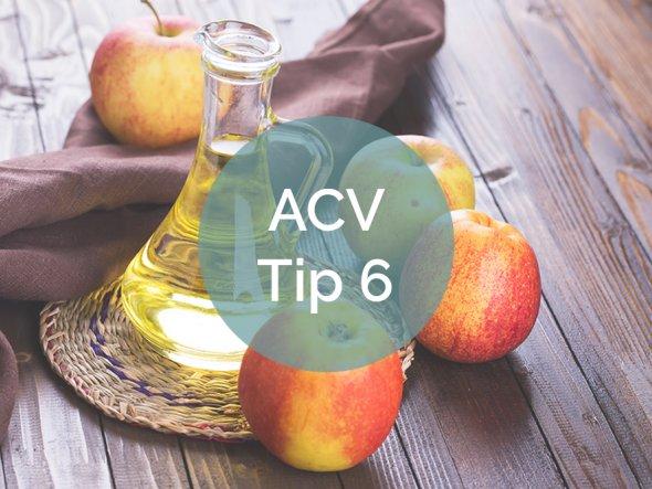 7 Ways Apple Cider Vinegar Can Help Your Feet