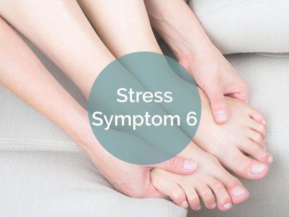 Footfiles Stress Symptom 6