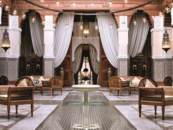 Top 7 Most Relaxing Hotel Spa Foot Treatments Royal Mansour Marrakech