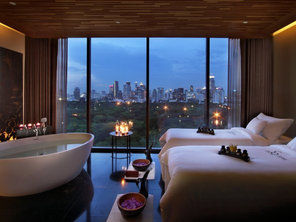 Most Relaxing Hotel Spa Foot Treatments SO Sofitel Bangkok