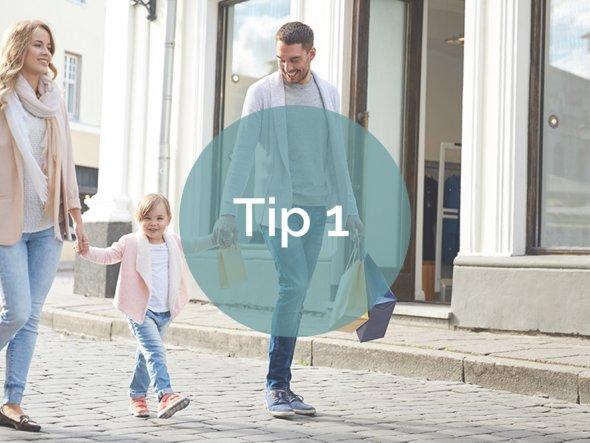 Back To School Shoe Shopping Tip 1