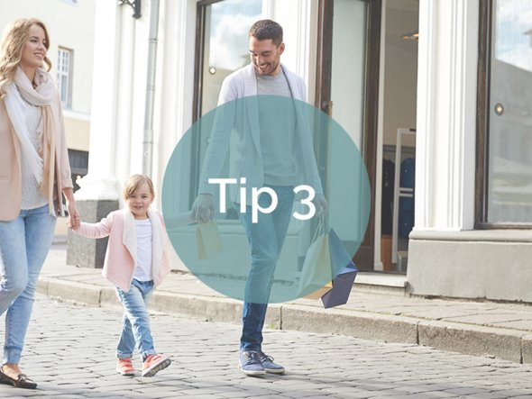 Back To School Shoe Shopping Tip 3