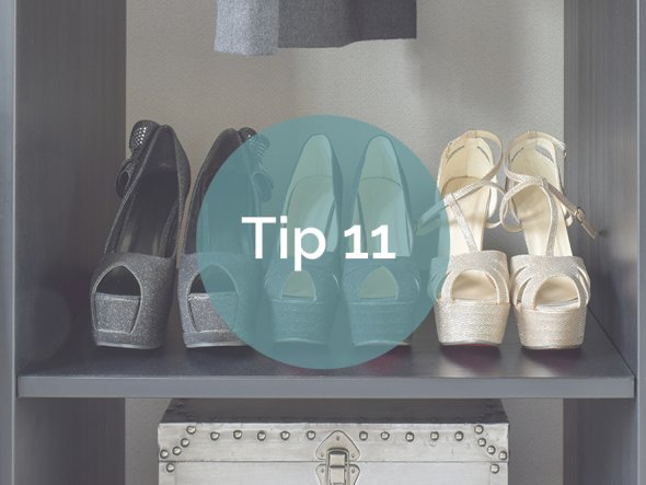 Shoe Storage: Flat Out Fabulous Organization Solutions