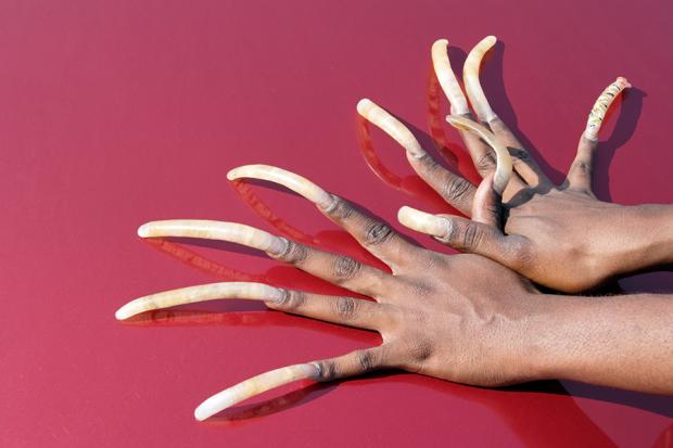 Disgusting Long Nails