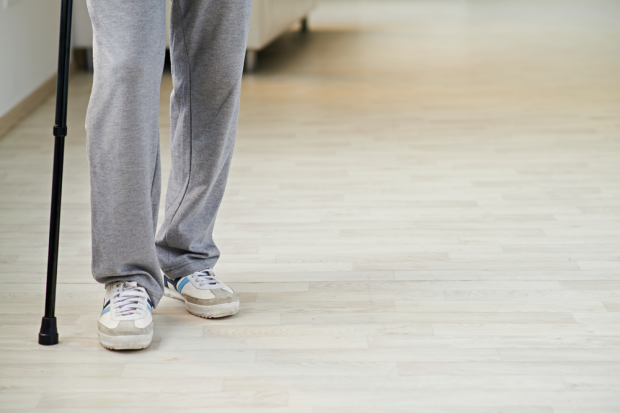 Elderly Care: Shoes Often The Cause Of Trips And Falls