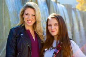 Savvy Society Co-Founders Lauren Wallace and Alexa Fleischman