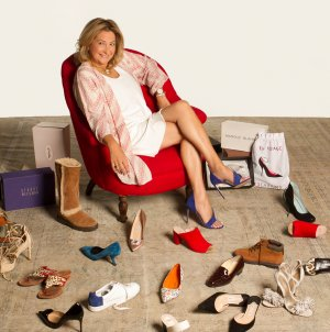 Kathy Kelada Author Be The Shoe Book