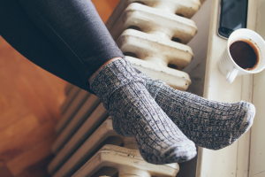 Smart Ways to Keep Your Feet Warm in Chilly Weather